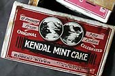 Kendall Mint Cake from 1933 camp
