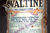 Can of Ovaltine from 1933 camp