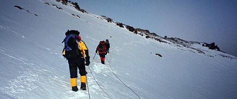 Aconcagua Climb with International Mountain Guides
