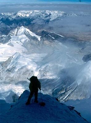 Alan Arnette on Cho Oyu
