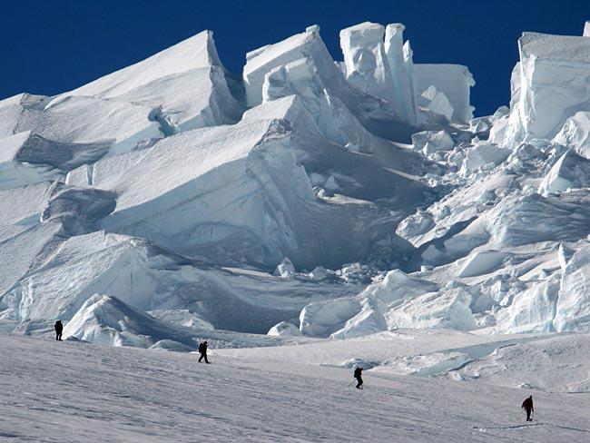 Trip Report For Mt Bona Alaska With International