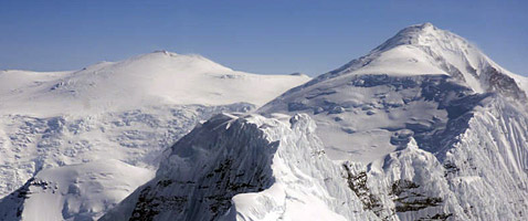 Mt. Bona, High Alaskan Ascents with International Mountain Guides