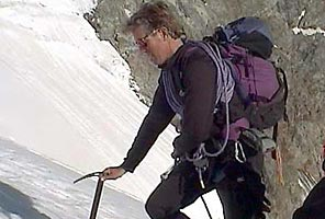IMG director George Dunn leads The Classic Climbs in the Alps with International Mountain Guides