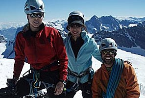 Classic Climbs in the Alps with International Mountain Guides
