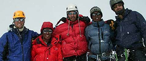 Ama Dablam Climb with International Mountain Guides