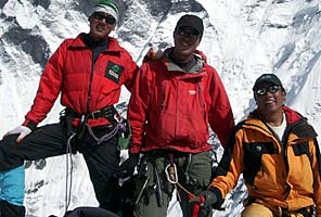Ama Dablam Himalayan Climbing Expedition with International Mountain Guides