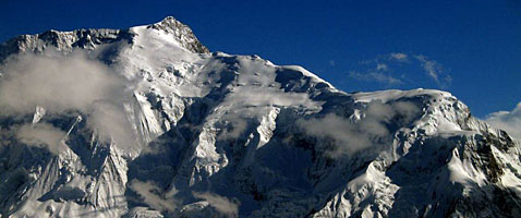 Annapurna IV with International Mountain Guides