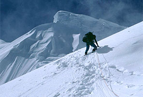 Annapurna Climbing Expedition with International Mountain Guides