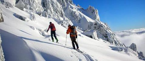 Rainier Ski Mountaineering with International Mountain Guides