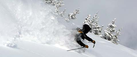 Cascades Backcountry Skiing and Snowboarding with International Mountain Guides