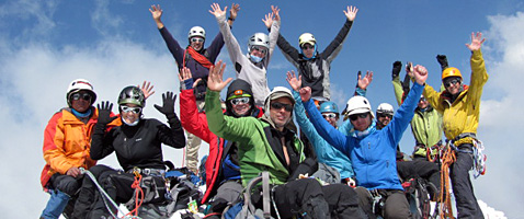 Bolivia with International Mountain Guides