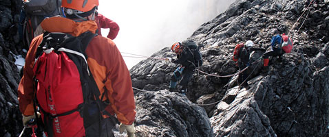 Carstensz Pyramid with International Mountain Guides