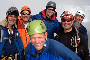 Carstensz Pyramid Expedition with International Mountain Guides