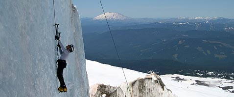 Cascades School and Custom Climbs with International Mountain Guides