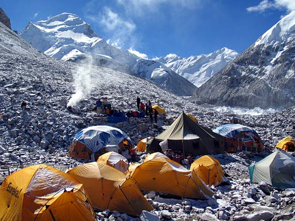 IMG Stock Photo Cho Oyu ABC (Photo: Ang Jangbu Sherpa)