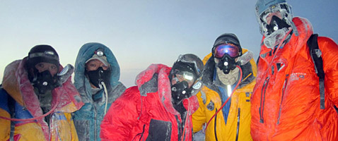 Cho Oyu Climb with International Mountain Guides