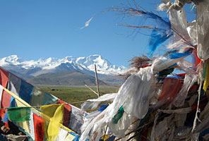 Tibet Trek to Cho Oyu and Everest Base Camps with International Mountain Guides