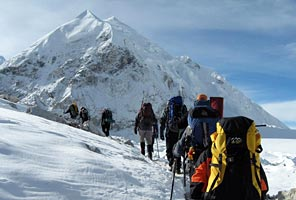 Cho Oyu Climbing Expedition with International Mountain Guides
