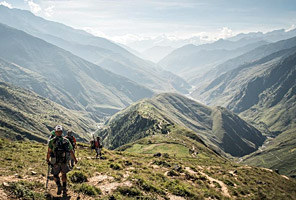 Dolpo Nepal Trek with International Mountain Guides