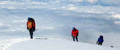 Guided Climbing and Trekking Expeditions with International Mountain Guides