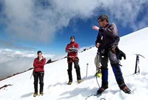 IMG Ecuador Volcanoes Climbing Expedition