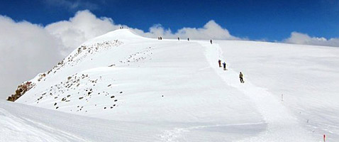 Elbrus Climb with International Mountain Guides