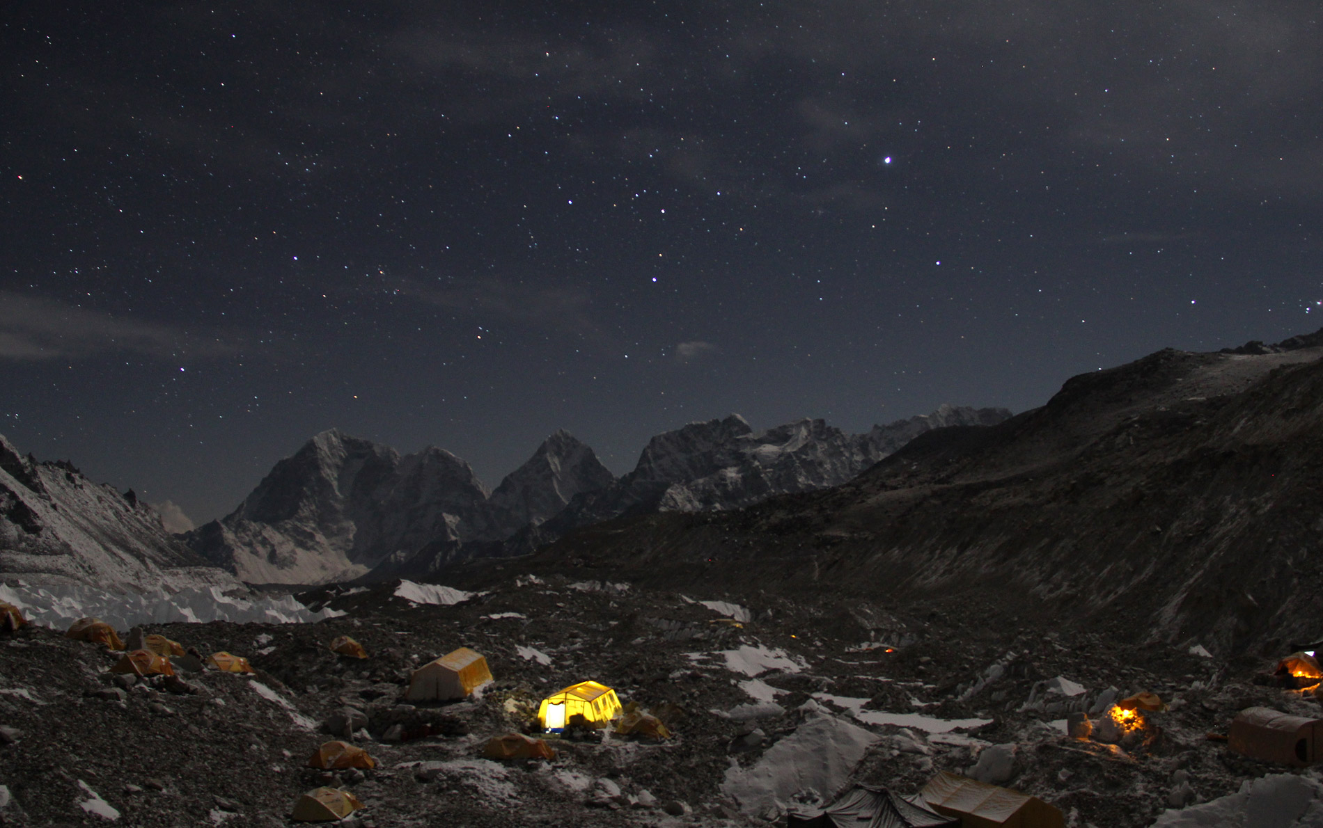 International Mountain Guides expedition photo