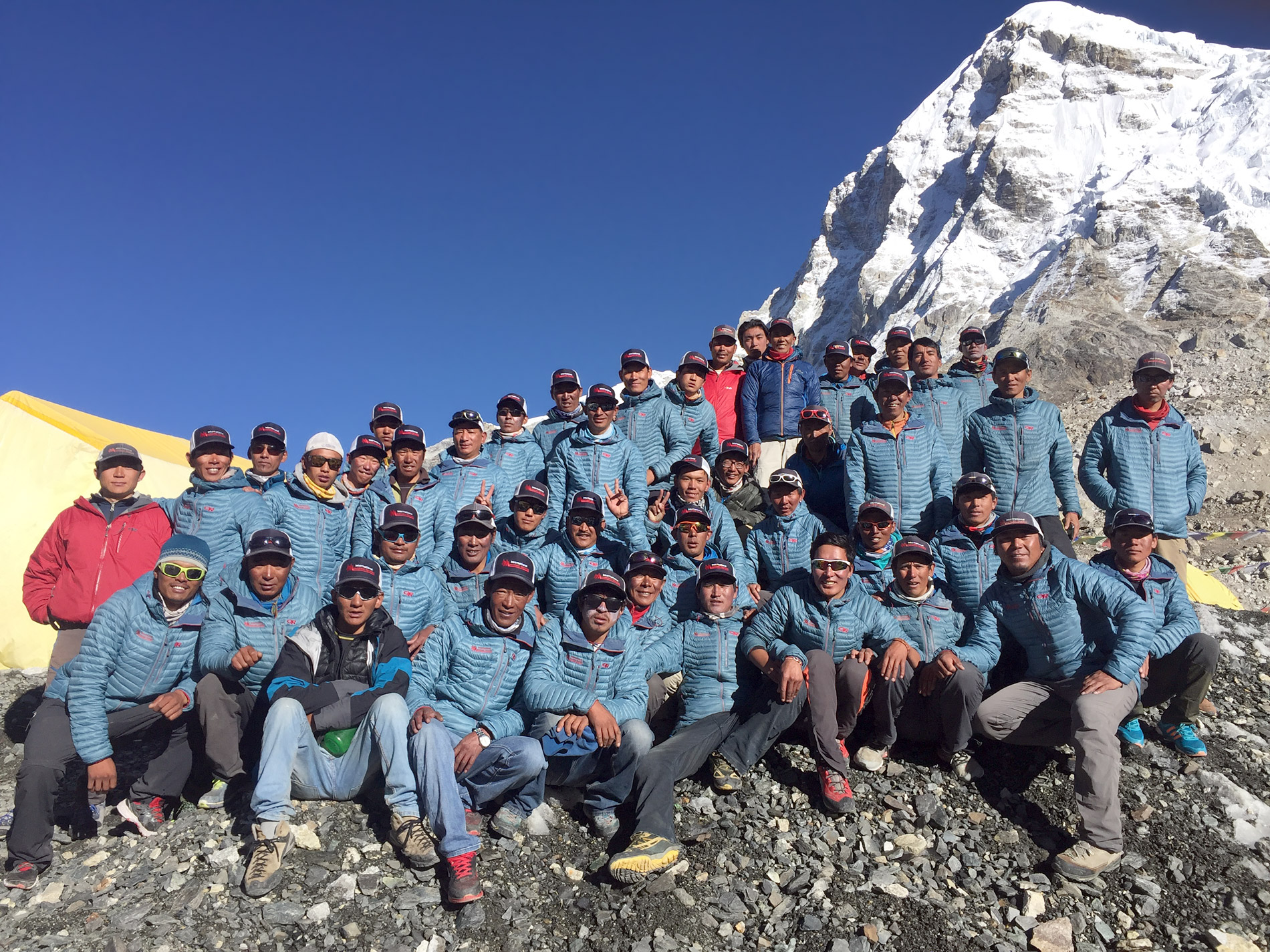 10 Mt. Everest Expedition Coverage with International Mountain