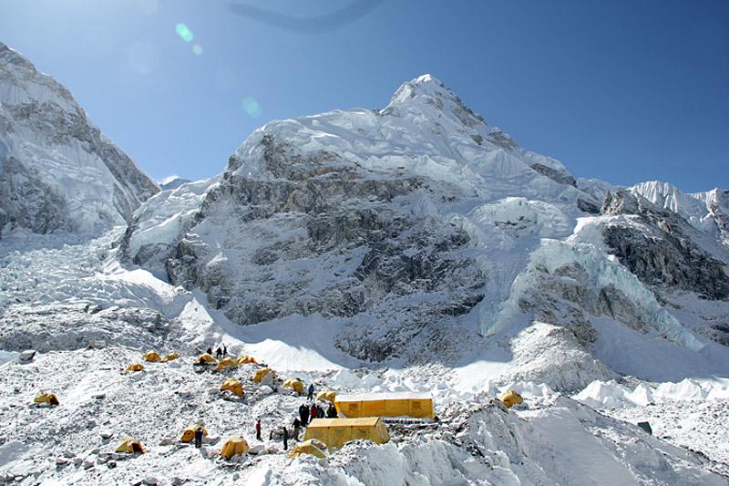 Everest 2013: It's All About The Weather