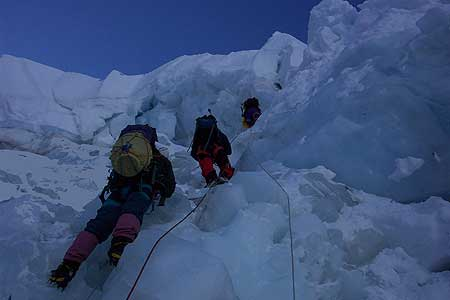 if sherpas dh
