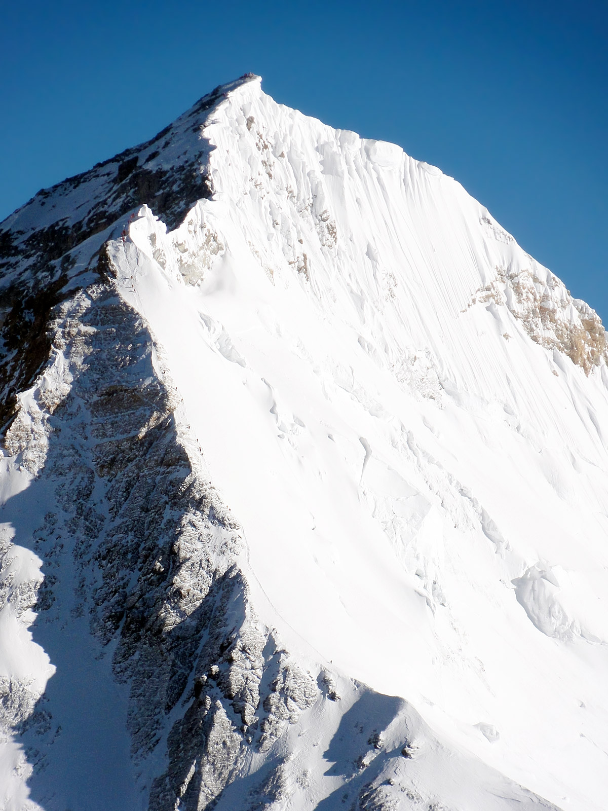 Simply Best >> Lhotse Summit Climb with International Mountain Guides