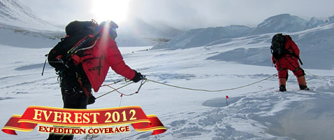 2012 Everest Expedition Coverage with International Mountain Guides