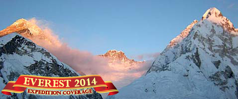 2014 Everest Expedition Coverage with International Mountain Guides