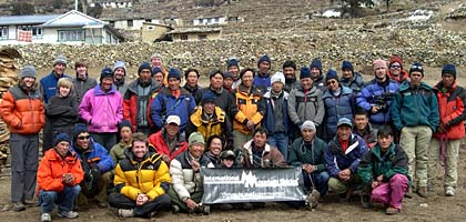 IMG Sponsored Sherpa School