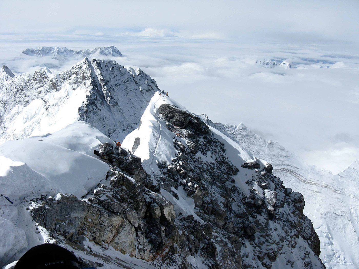 2008 Mt. Everest Expedition Coverage with International ...
