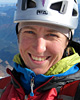 Climbing guide Erica Engle International Mountain Guides
