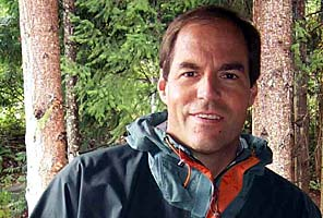 Eric Simonson International Mountain Guides Director