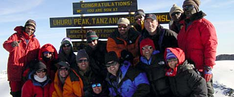 Kilimanjaro Climb and African Safari with International Mountain Guides