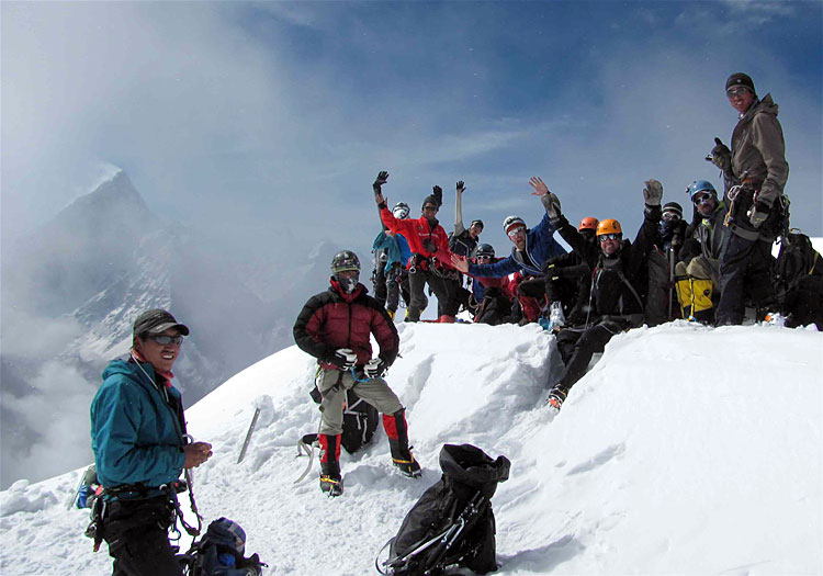 2013 Mt  Everest Expedition Coverage with International Mountain Guides