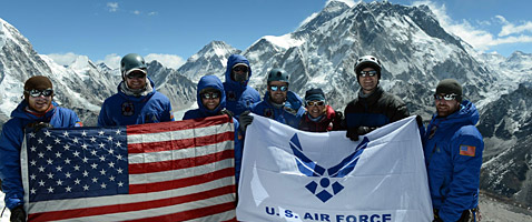 Lobuche Peak Himalayan Climb and Everest Base Camp Nepal Trek with International Mountain Guides