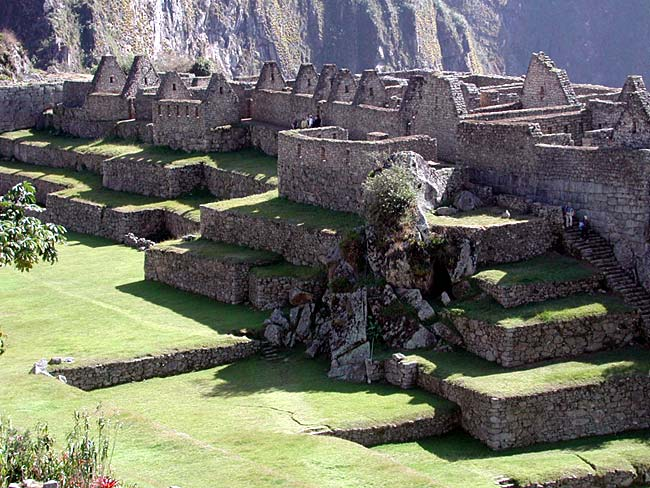 Machu Picchu Ruins (Photo by IMG Guide Jason Edwards)