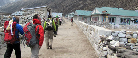 Everest Base Camp Nepal Trek with International Mountain Guides
