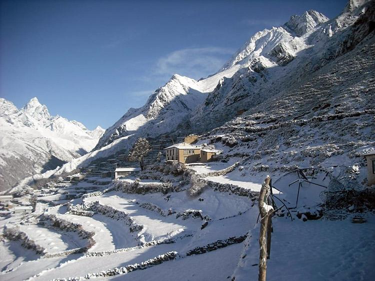 phortse snow aj