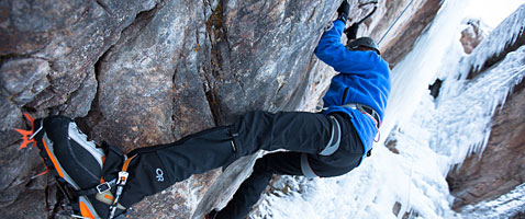 the evolution of mountain climbing gear Train everyday in the best rock climbing clothing and gear built for performance and comfort, climb beyond the wall with the north face collection of indoor rock climbing and bouldering apparel.