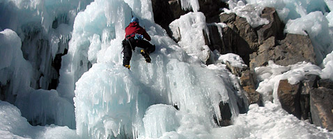 Ouray Ice Climbing with International Mountain Guides
