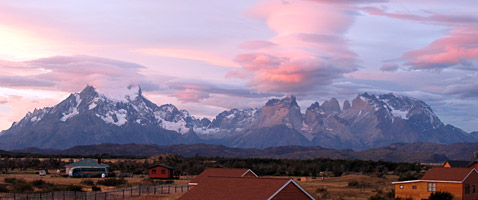 Patagonia Trek with International Mountain Guides