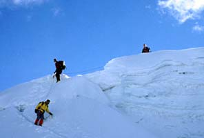Gran Traverse, Cordillera Blanca, Peru Climbing Expedition with International Mountain Guides