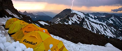 The Emmons Route Climb of Mt Rainier with International Mountain Guides