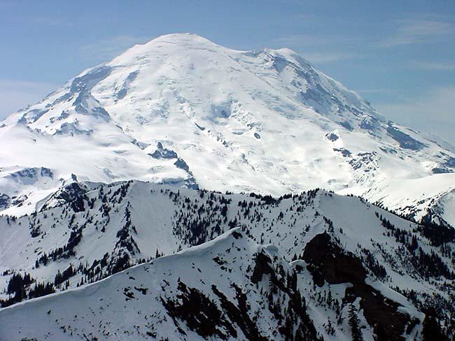 mt Rainier Routes Emmons Glacier mt Rainier Emmons Route Photo