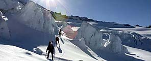 Climb Mt Rainier with International Mountain Guides